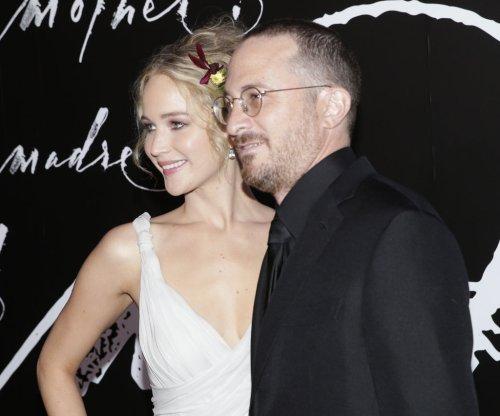 Jennifer Lawrence, Darren Aronofsky reunite in New York after split