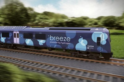 Alstom to introduce hydrogen-powered trains in U.K.