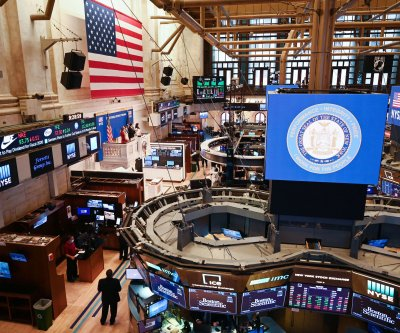 Blue chip stocks surge again in early trading Wednesday