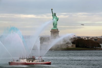 Lady Liberty now wheelchair accessible