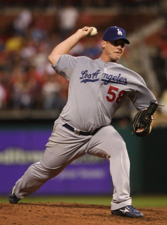 MLB: St. Louis 10, Los Angeles Dodgers 0