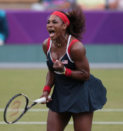 S. Williams on a tear going into U.S. Open