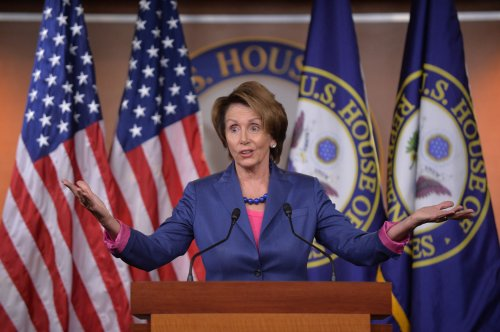 Pelosi: We shouldn't leave for July 4th without passing new Voting Rights Act
