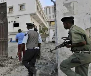 Over a dozen killed in al-Shabab attack on Mogadishu hotel