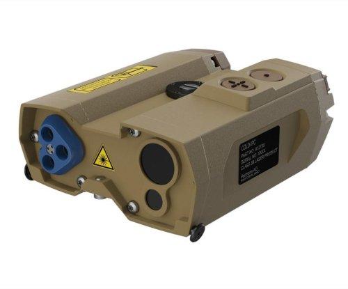 New laser range finder makes debut