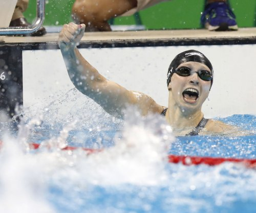 Katie Ledecky: Recent high school grad raking in medals for U.S.