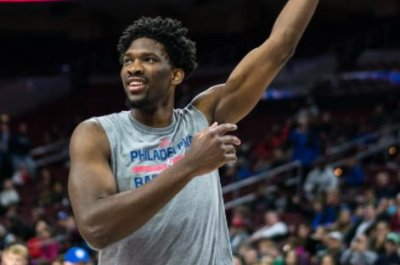 Joel Embiid powers Philadelphia 76ers to third consecutive win