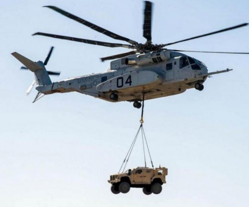Navy awards Sikorsky $1.1B for 12 King Stallion helicopters