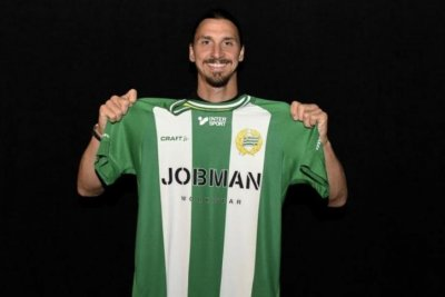 Zlatan Ibrahimovic becomes part-owner of Swedish soccer club Hammarby