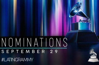 Latin Grammys nominations to be announced Sept. 29