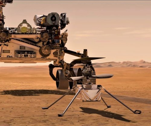 NASA delays Mars helicopter flight again for software update