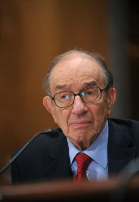 Greenspan: Double-dip recession unlikely