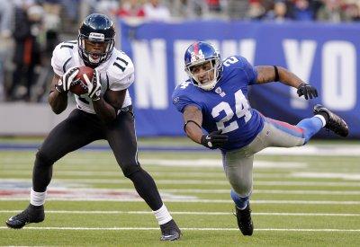 Giants' Thomas tears knee ligament