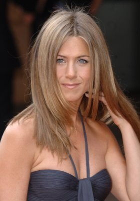 NBC thrilled Aniston's dropping by 'Rock'