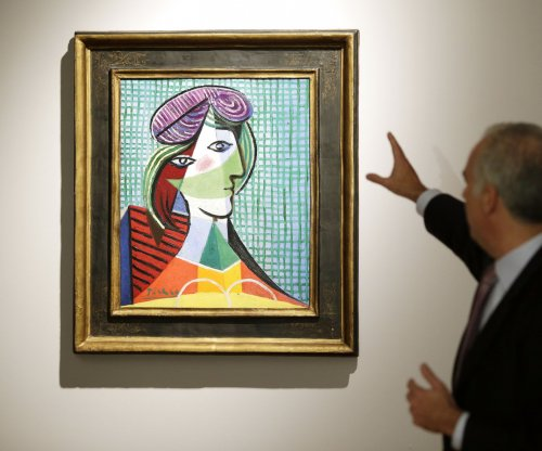 Picasso's former electrician, wife convicted of possessing stolen art