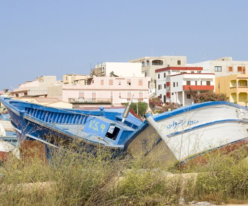 Up to 40 migrants die after boat deflates during Mediterranean crossing