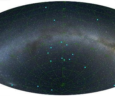 Astronomers detail largest feature in the universe