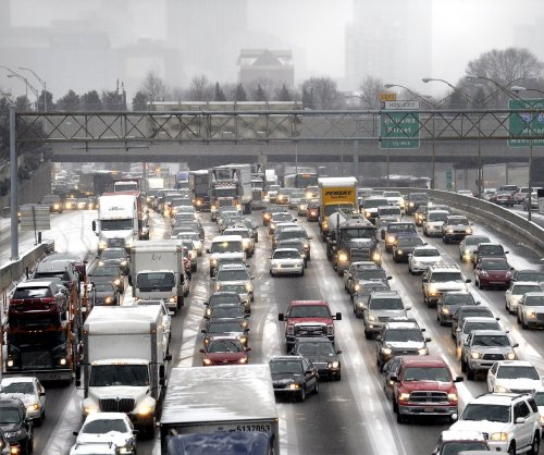 Study: A better economy brings more gridlock on roads