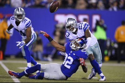 Chicago Bears sign WR Rueben Randle to futures contract