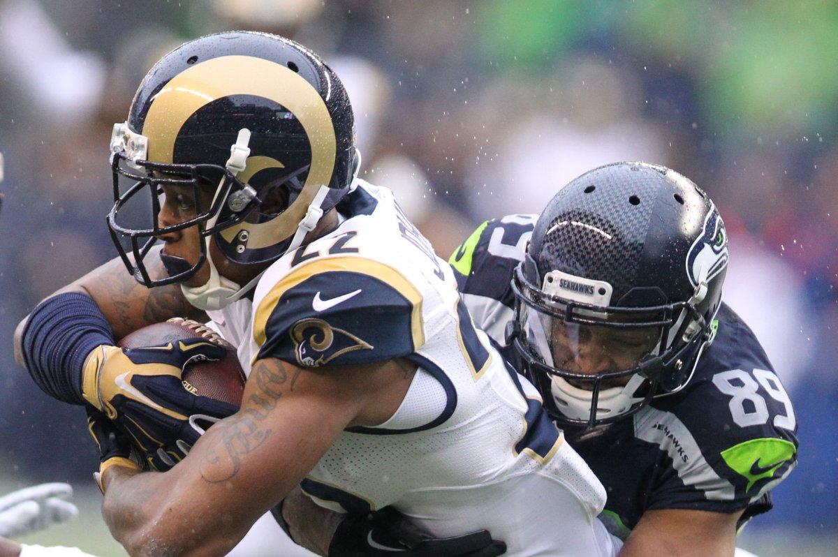 Los Angeles Rams slap tag on CB Trumaine Johnson UPI