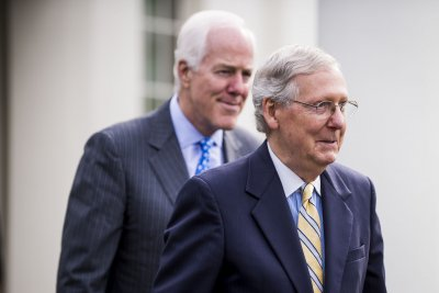 GOP senators aim to have re-worked health bill ready by Friday