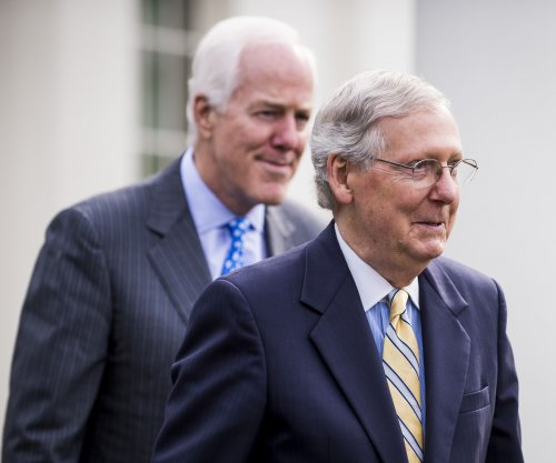 GOP senators aim to get amended health bill to CBO by Friday