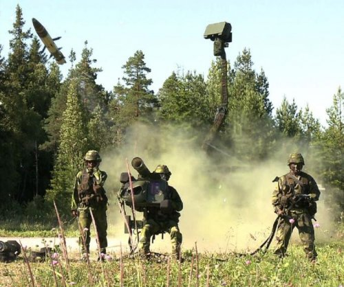 Irish Army conducts exercises with RBS 70 surface-to-air missiles