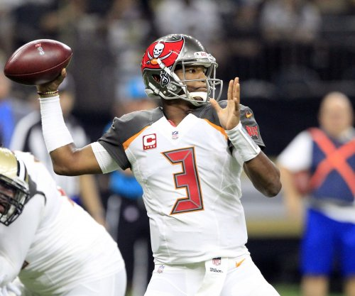 Jameis Winston: Tampa Bay Buccaneers rule out QB for clash vs. Atlanta Falcons