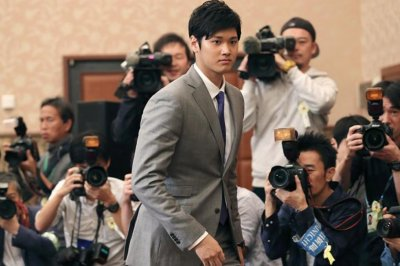 Shohei Ohtani: Japanese two-way star could play in majors next year