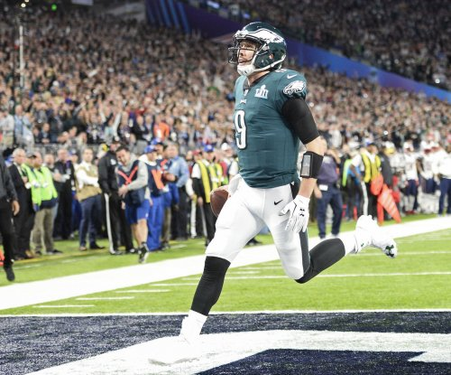 Eagles' Nick Foles named Super Bowl LII MVP