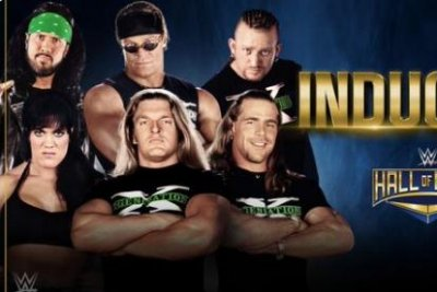 D-Generation X to be inducted into WWE Hall of Fame