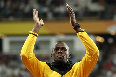 Usain Bolt, girlfriend have baby daughter