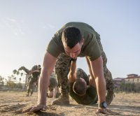 Marines to begin testing, evaluating new physical training uniforms