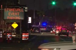 Man accidentally drives into parade in Florida; one dead, one hurt