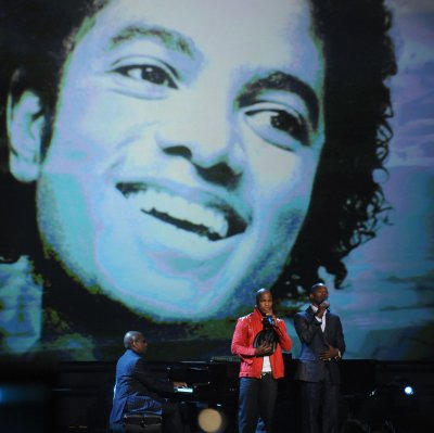 Jackson remembered at BET Awards