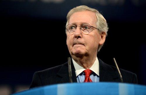 Senate minority leader rejects budget filibuster talk