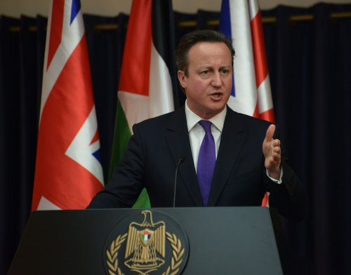 David Cameron: 'It may be time' for failing to report child abuse to become illegal