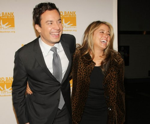 Jimmy Fallon welcomes second child, a daughter, with wife Nancy