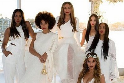 Tina Knowles pens letter to Beyonce and Solange Knowles