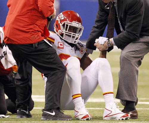 Kansas City Chiefs' new RB hope Charcandrick West is one of a kind