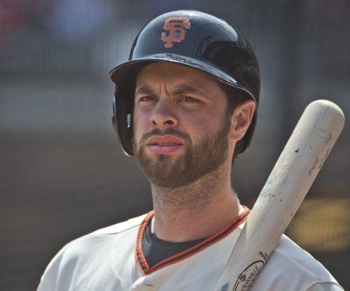 Brandon Belt helps San Francisco Giants complete sweep of San Diego Padres