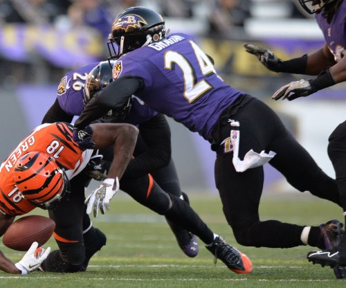 Baltimore Ravens S Matt Elam eligible to return this season