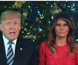 Trump celebrates Christmas quietly at Florida resort