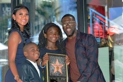 Kevin Hart says daughter Heaven is 'so cool': 'She makes me laugh'