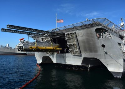 AAI nets $20.5M for mine sweep system on Littoral Combat Ships