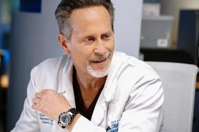 Steven Weber: Joining 'Chicago Med' is like jumping on a moving train
