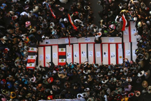 Debate stirs over political Islam in Egypt