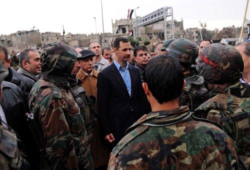 Amid uprising, Syria upgrades its military