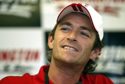 Luke Perry plans TV return