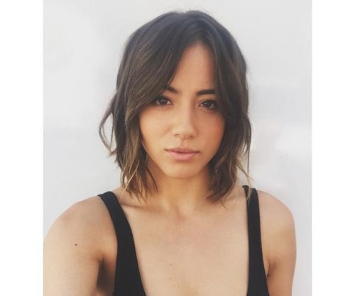 Chloe Bennet shows off new Daisy Johnson haircut